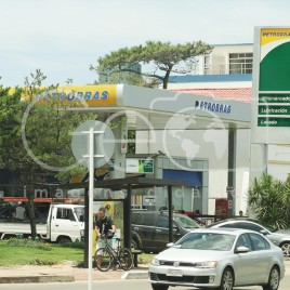 Posto brasileiro em Punta del Este