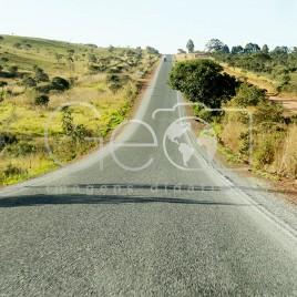 Estrada em Alto Paraíso de Goiás (GO)