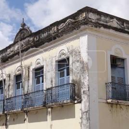 Casa mal conservada, São Luís (MA)