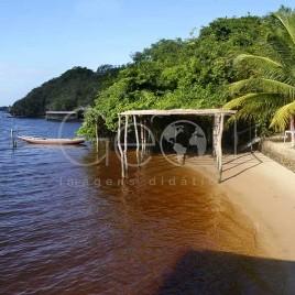 Rio Preguiça (Maré Baixa) – (MA)