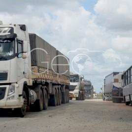 Tráfego de Caminhões – BR 135 (MA)