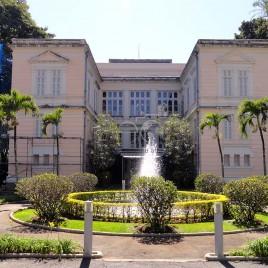 Palácio da Liberdade (fundos) – BH (MG)