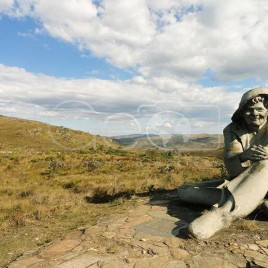 Estátua de Juquinha (MG)
