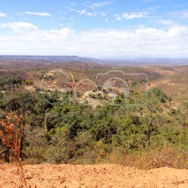 Morros no Vale do Jequitinhonha (MG)