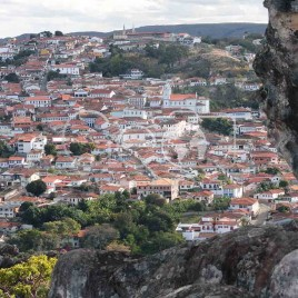 Vista de Diamantina (MG)