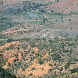 Morros desmatados (MG)