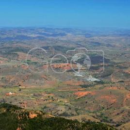 Morros desmatados – Gov. Valadares (MG)