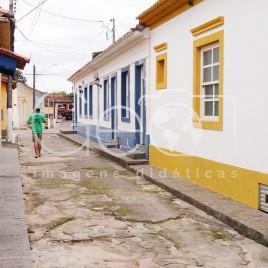 Rua no Centro Histórico – Iguape (SP)
