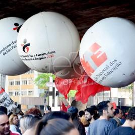 Manifestação de Trabalhadores  (SP)