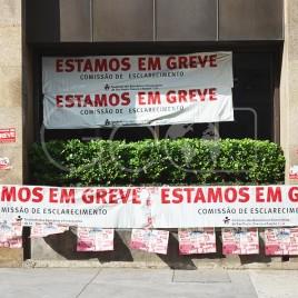 Greve de Bancários – Av. Paulista (SP)