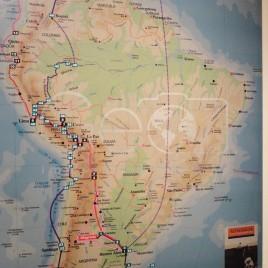 Viagem de Che pela América do Sul – ARG