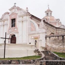 Igreja Jesuíta – Alta Gracia, ARG