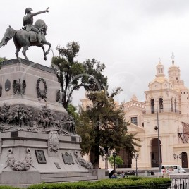 Plaza de San Martin – Córdoba, Argentina