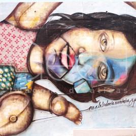 Grafite Contra Violência de Gênero – Mendoza
