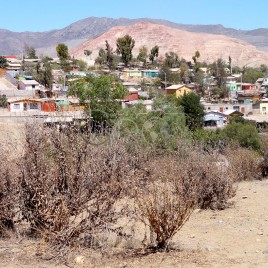Moradias em Andacollo, Chile