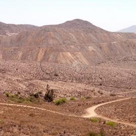 Área Desértica – Andacollo, Chile