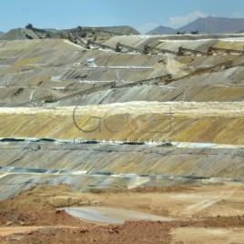 Área de Extração de Minérios – Chile