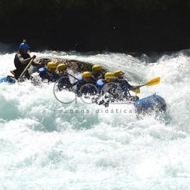 Rafting no Rio Futaleufú – Chile