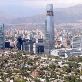 Centro Comercial – Santiago, Chile