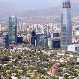 Prédios Modernos – Santiago, Chile