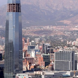 Costanera Center – Santiago, Chile