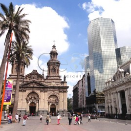 Catedral Metropolitana – Santiago, Chile