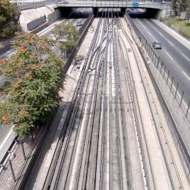 Linhas de Trem e Avenidas – Chile