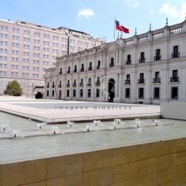 Palácio de La Moneda – Santiago, Chile