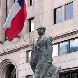 Estátua de Salvador Allende – Chile