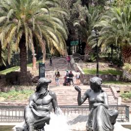 Fuente de Los Enamorados – Santiago