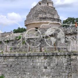Observatório El Caracol – Chichén Itzá, México