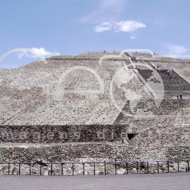 Teotihuacan – México