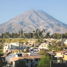 Vista de Arequipa – Peru