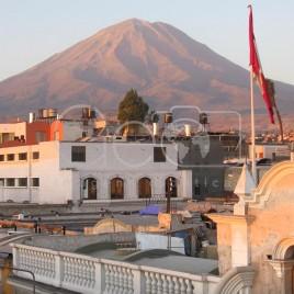 Arequipa e Vulcão Misti – Peru