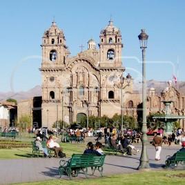 Plaza de Armas – Cusco, Peru