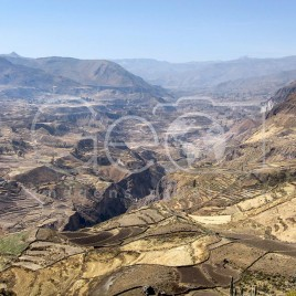 Canyon do Colca – Chivay, Peru