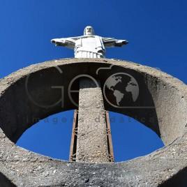 Estátua de Cristo no Pico da Bandeira