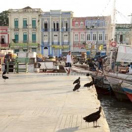 Barcos atracados – Belém (PA)