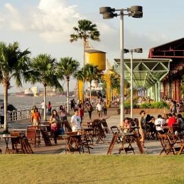 Antigo Porto de Belém (PA)