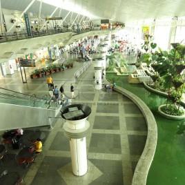 Saguão do Aeroporto Internacional de Belém