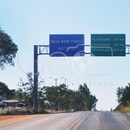 Divisa Bahia – Piauí