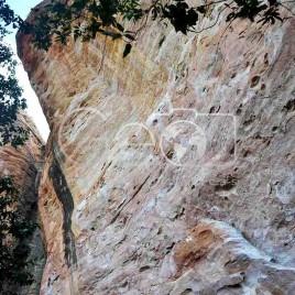 Paredão de Rocha Sedimentar (PI)