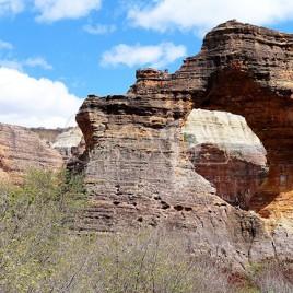 Pedra Furada – Serra da Capivara (PI)