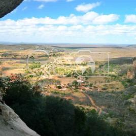 Vista Povoado Sítio do Mocó (PI)
