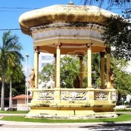 Coreto na Praça Fausto Cardoso – Aracaju