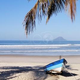 Praia em São Sebastião (SP)