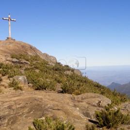 Cruz no Pico da Bandeira