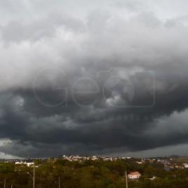 Nuvens de Chuva em Mairiporã (SP)