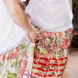 Detalhe de Vestimenta – Ilê Asé Opô Oba Tonile