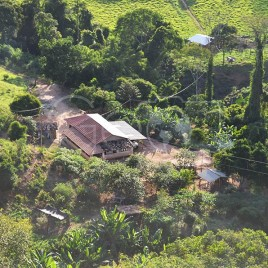 Casa em área Rural – Sabinópolis (MG)